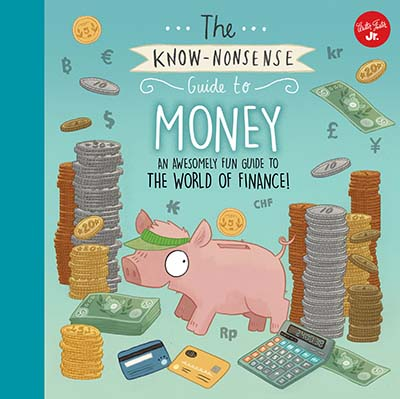 The Know-Nonsense Guide to Money - Jacket