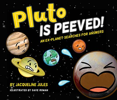 Pluto Is Peeved - Jacket