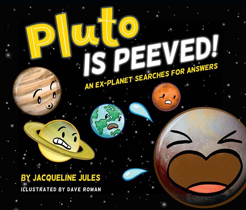 Pluto Is Peeved - Jacket