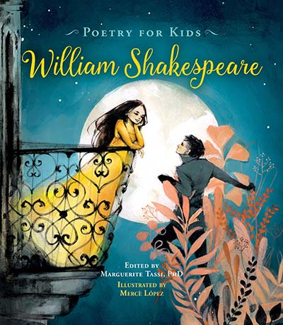 Poetry for Kids: William Shakespeare - Jacket