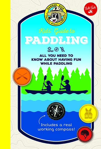 Ranger Rick Kids' Guide to Paddling - Jacket