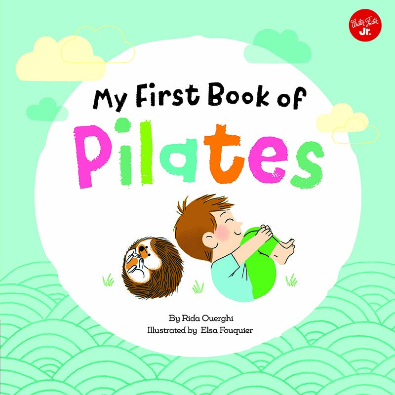My First Book of Pilates - Jacket