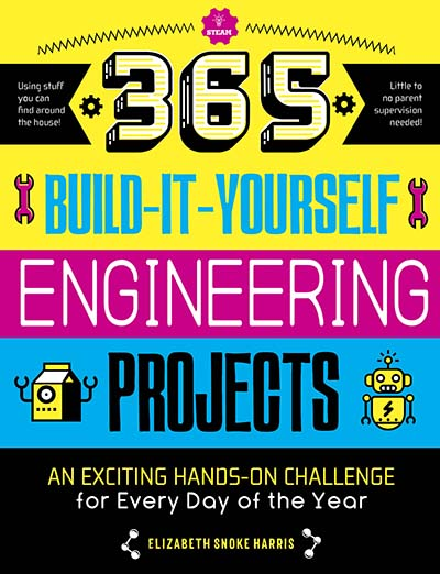 365 Build-It-Yourself Engineering Projects - Jacket
