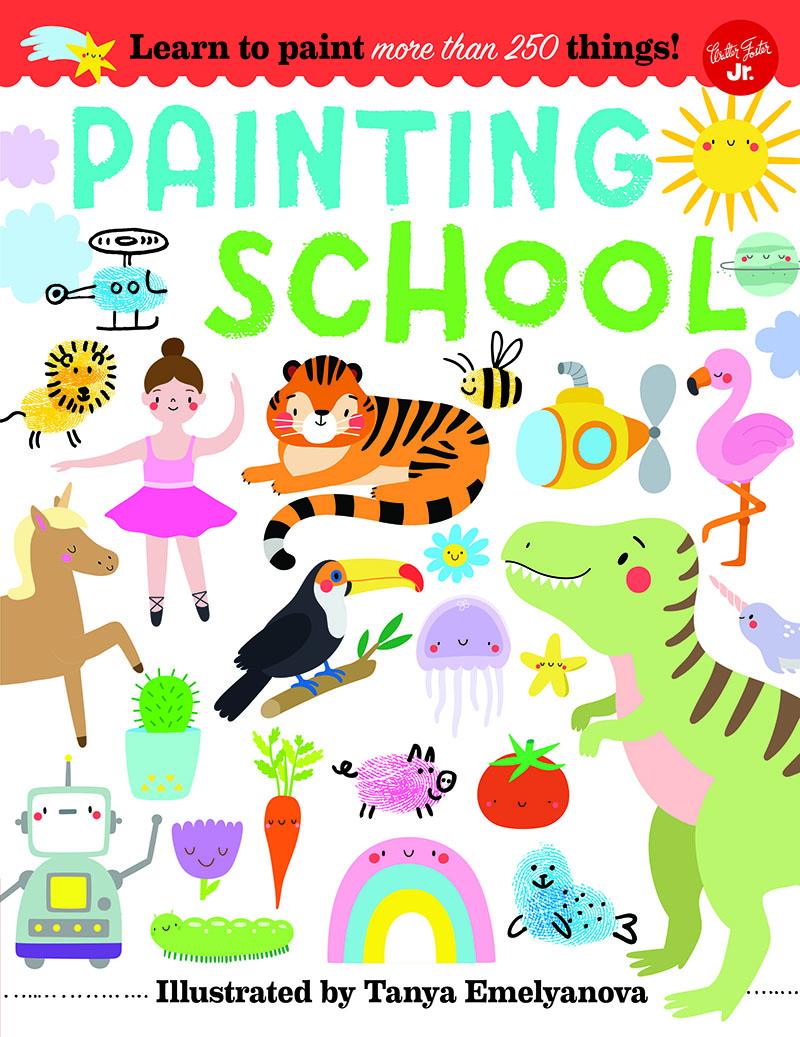 Painting School - Jacket