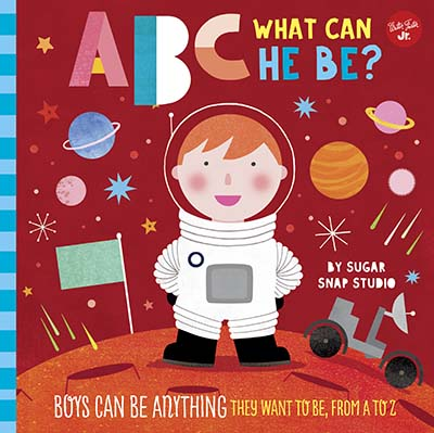 ABC for Me: ABC What Can He Be? - Jacket