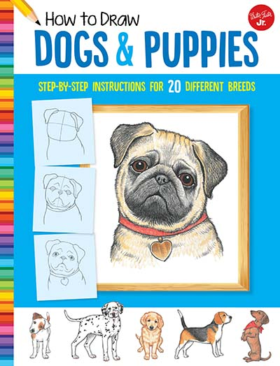 How to Draw Dogs & Puppies - Jacket
