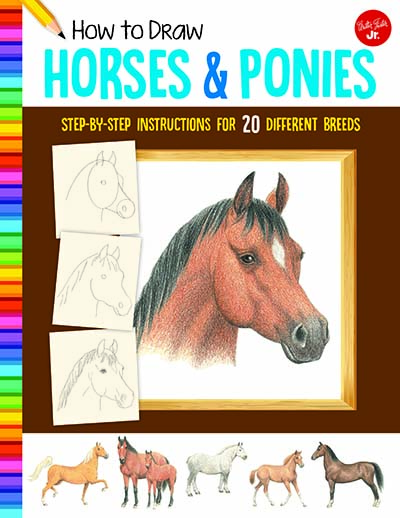 How to Draw Horses & Ponies - Jacket