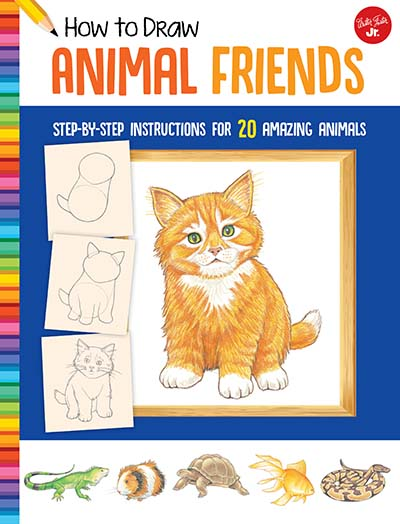 How to Draw Animal Friends - Jacket