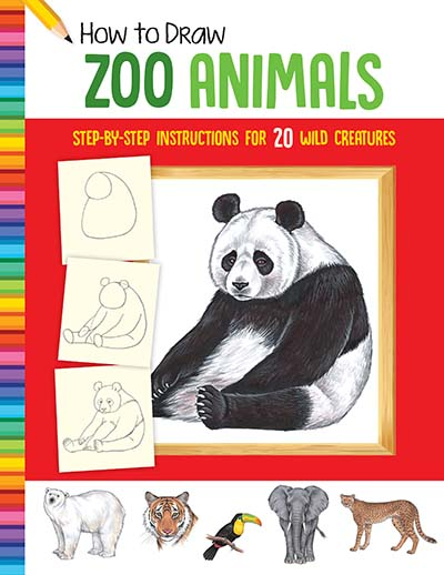 How to Draw Zoo Animals - Jacket