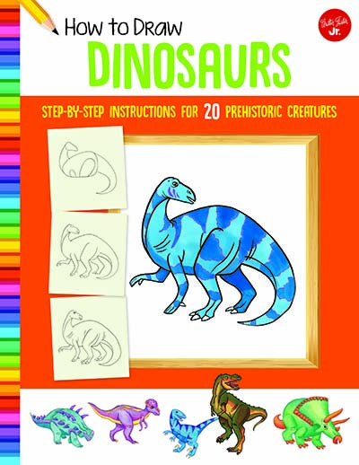 How to Draw Dinosaurs - Jacket