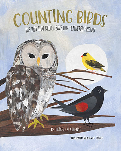Counting Birds - Jacket