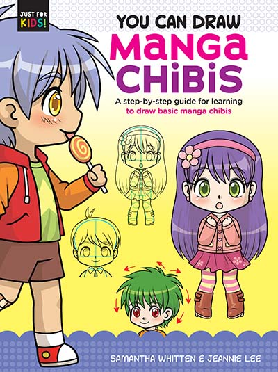 You Can Draw Manga Chibis - Jacket