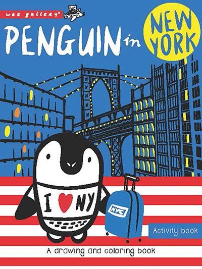 Penguin in New York - Jacket