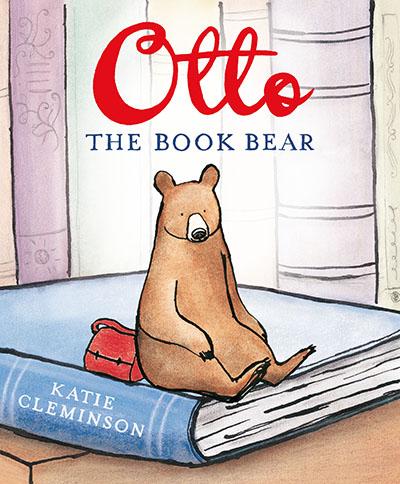 Otto the Book Bear - Jacket