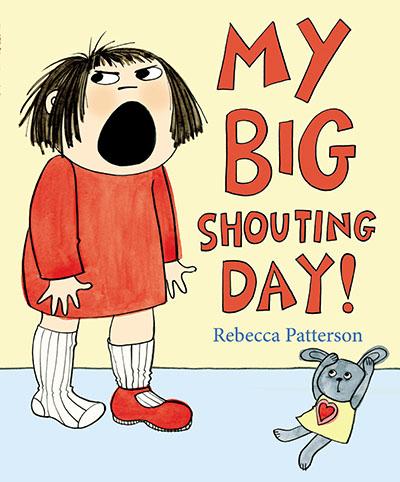 My Big Shouting Day - Jacket