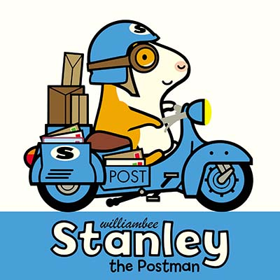 Stanley the Postman - Jacket