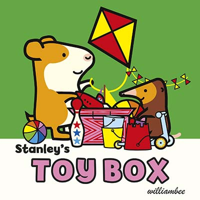 Stanley's Toy Box - Jacket
