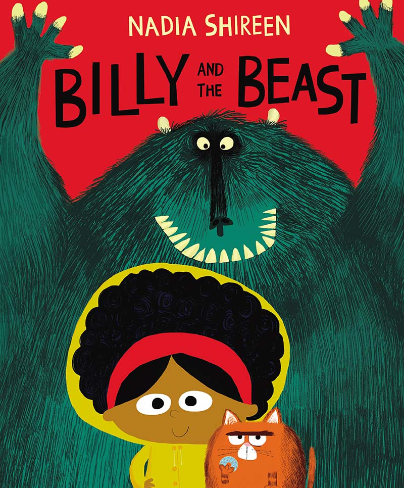 Billy and the Beast - Jacket