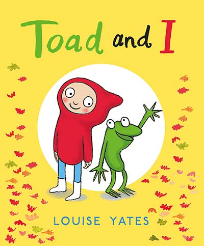 Toad and I - Jacket