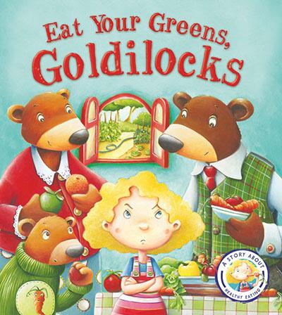 Eat Your Greens, Goldilocks - Jacket