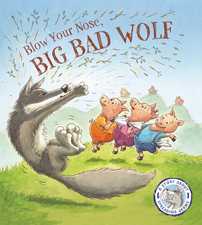 Blow Your Nose, Big Bad Wolf - Jacket