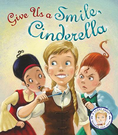 Give Us A Smile, Cinderella - Jacket