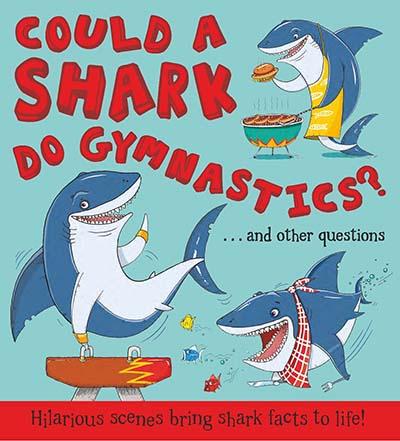 Could a Shark do Gymnastics? - Jacket