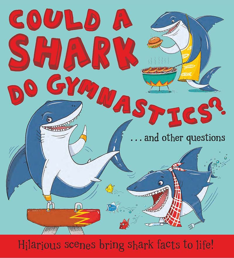 Could a Shark do Gymnastics? - Jacket