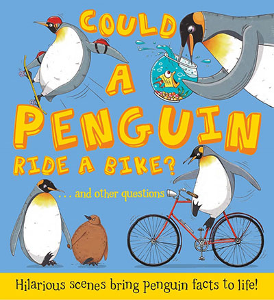 Could A Penguin Ride a Bike? - Jacket