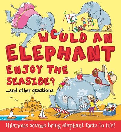 Would an Elephant Enjoy the Seaside? - Jacket