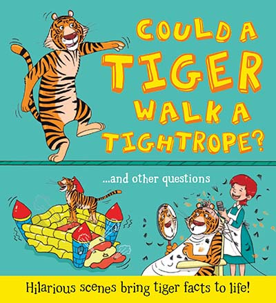Could a Tiger Walk a Tightrope? - Jacket