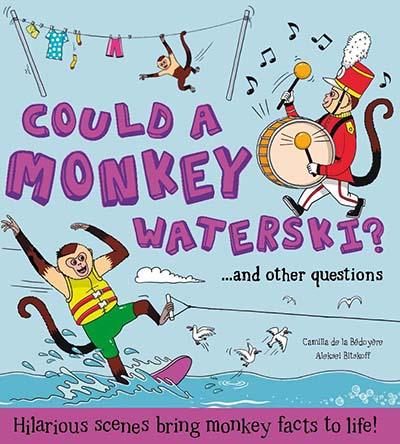 Could a Monkey Waterski? - Jacket