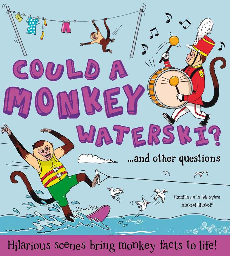 Could a Monkey Waterski? - Jacket