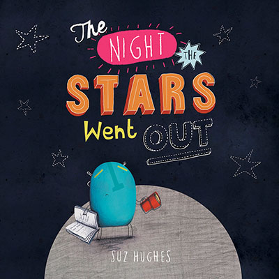 The Night the Stars Went Out - Jacket
