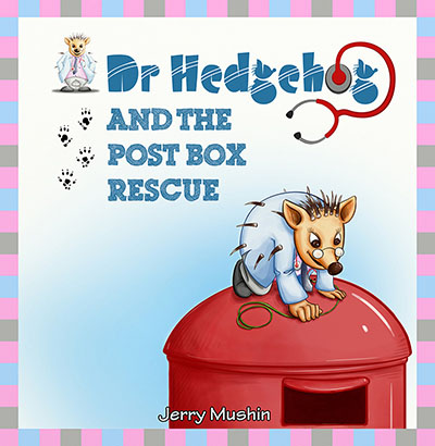 Dr Hedgehog - The Post Box Rescue - Jacket