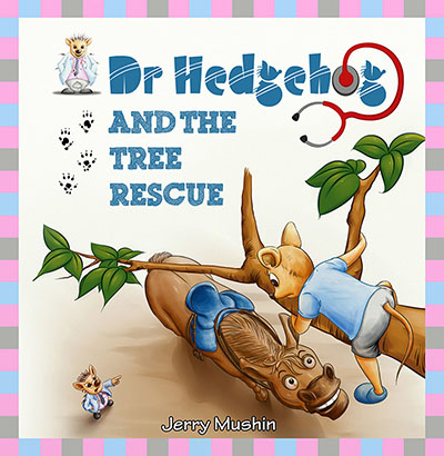 Dr Hedgehog - The Tree Rescue - Jacket