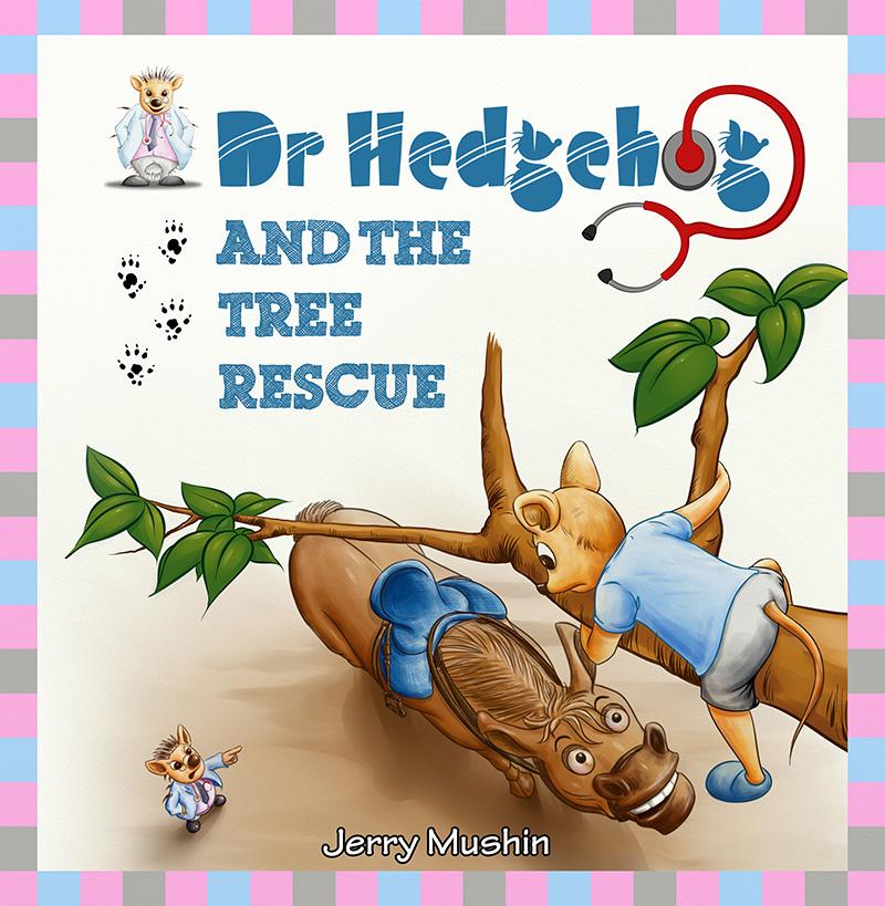 Dr Hedgehog - The Tree Rescue - Jacket