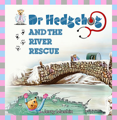 Dr Hedgehog - The River Rescue - Jacket