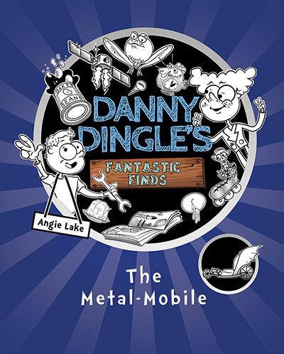 Danny Dingle's Fantastic Finds - The Metal Mobile - Jacket