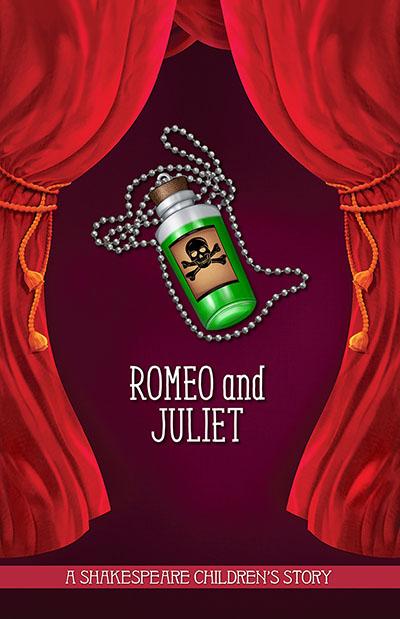 20 Children's Shakespeare Stories - Romeo and Juliet - Jacket