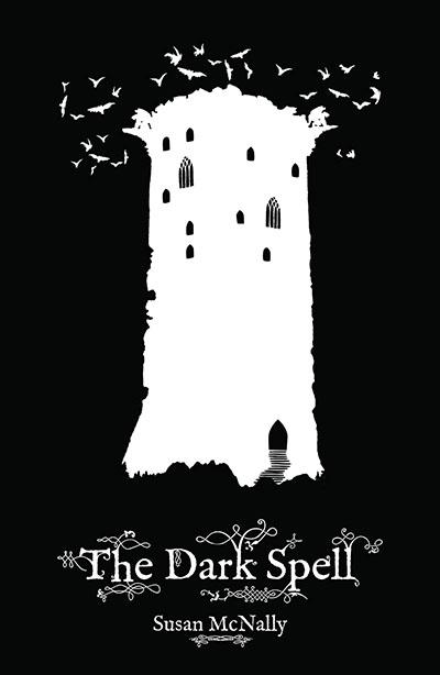 The Morrow Secrets Trilogy - The Dark Spell - Jacket