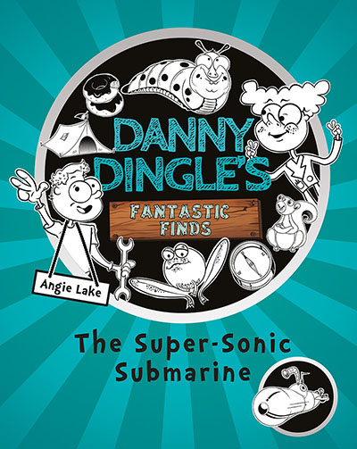 Danny Dingle's Fantastic Finds - Super-Sonic Submarine - Jacket