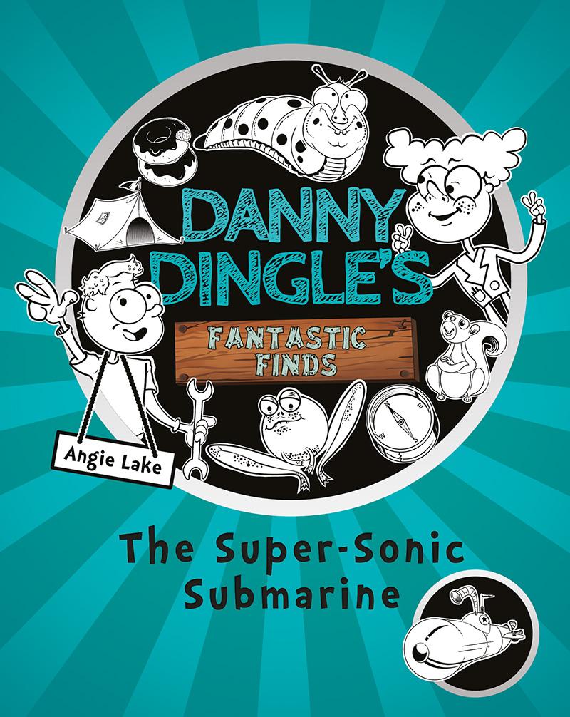 Danny Dingle's Fantastic Finds - Super-Sonic Submarine - Jacket
