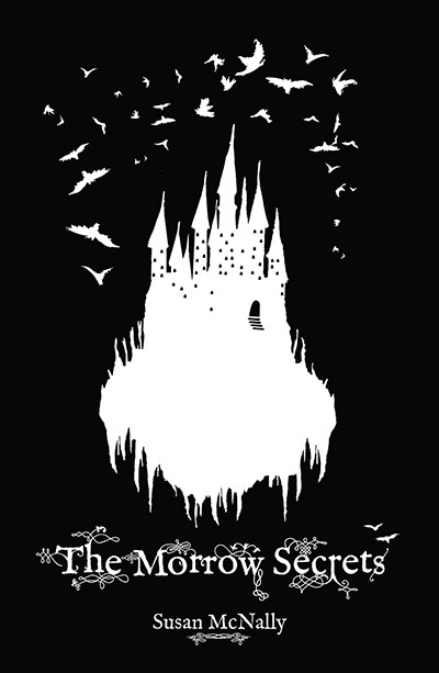 The Morrow Secrets Trilogy - The Morrow Secrets - Jacket