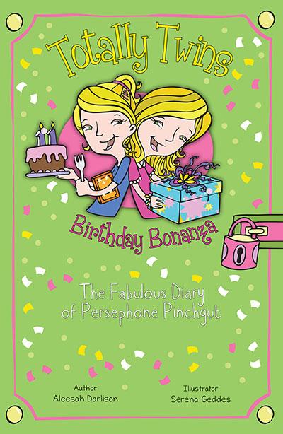 Totally Twins - Birthday Bonanza - Jacket