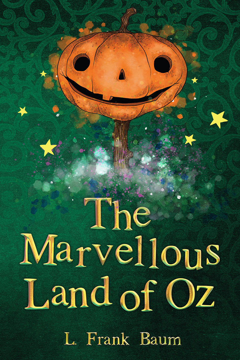 The Wizard of Oz Collection - The Marvellous Land of Oz - Jacket