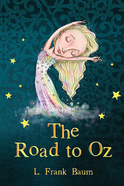 The Wizard of Oz Collection - The Road to Oz - Jacket