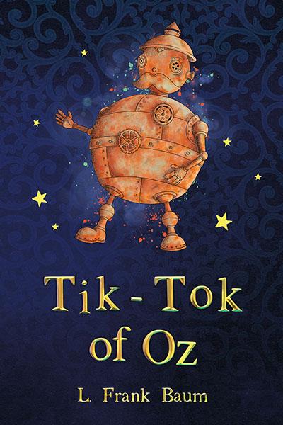 The Wizard of Oz Collection - Tik-Tok of Oz - Jacket