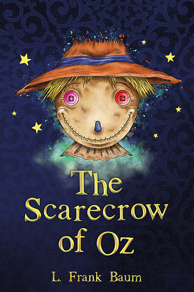 The Wizard of Oz Collection - The Scarecrow of Oz - Jacket