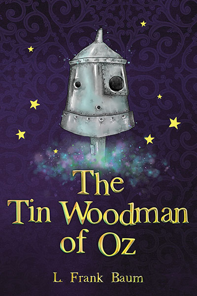 The Wizard of Oz Collection - The Tin Woodman of Oz - Jacket